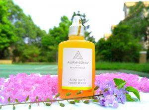 Aura-Soma 平衡油 B4 太陽解救瓶 Sunlight