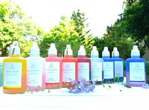 Aura-Soma 平衡油 全套解救瓶組